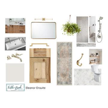 Eleanor Ensuite Design Board