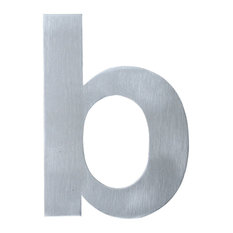 qt home decor qt modern small house letter 4 letter b