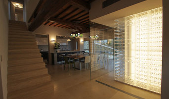 Acrylic Wine Cellar for Hotel Castello di Casole