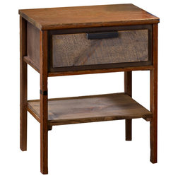 Rustic Nightstands And Bedside Tables by Urban Evolutions