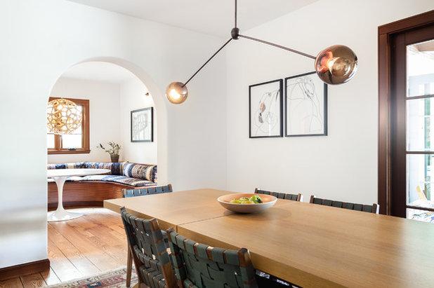 Mediterranean  by LITTRELL Architecture + Design