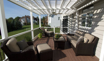 Deck, Pergola and Patio