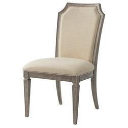 Farmhouse Dining Chairs by BASSETT MIRROR CO.