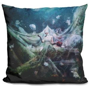 LiLiPi Stranger Decorative Accent Throw Pillow