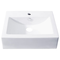 Contemporary Bathroom Sinks by Luxier