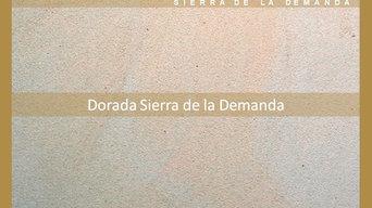 Variedades de piedra arenisca ★ Sandstone range ★ Areniscas