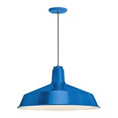 Standard Pendant, Blue