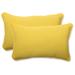 Contemporary Outdoor Cushions And Pillows by Pillow Perfect Inc