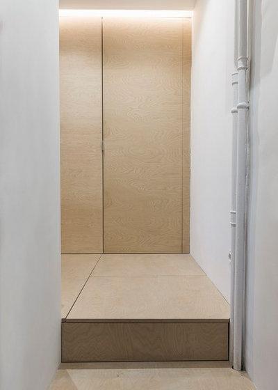 Contemporain  by Joshua Florquin Architecture