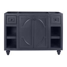 Odyssey 48-inch Maple Gray Cabinet No Mirror
