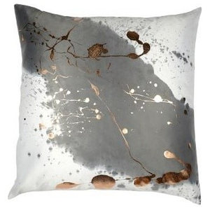 Constellation Crème in Rose Gold Pillow, 51x51cm