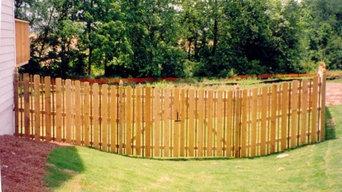 W/ood Fence