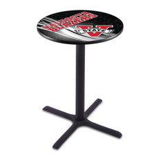 Valdosta State Pub Table 36-inch by Holland Bar Stool Company