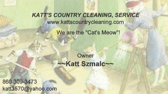Katt's Country Cleaning Services