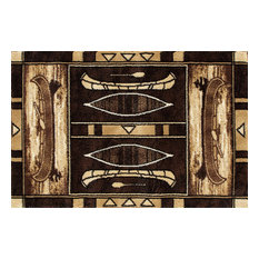 Rustic Hearth Rugs Products On Houzz