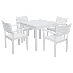 Transitional Outdoor Dining Sets by ShopLadder