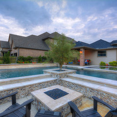 Sunset pools inc katy tx us 77494 for Swimming pool builders katy tx