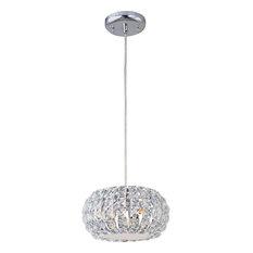 maxim lighting et2 lighting e2180320pc crystal pendant light in polished chrome