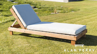 Alan Perry Sunlounger