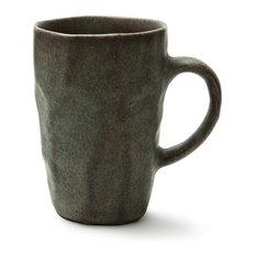 Tall Green Boulder 12 Oz. Mug