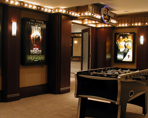 saveemail - Home Theater Lighting Design