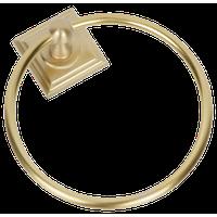 700 Series Towel Ring, Satin Brass