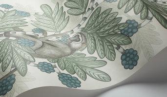 Cole & Son Acacia Wallpaper 109/11052
