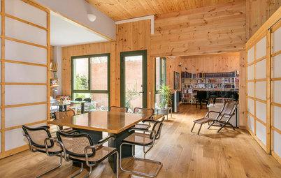 Visita privada: Una casa en Barcelona… ¡toda de madera!