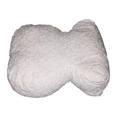 Sound Sleeper Pillow - Side Sleeper - Cut For Side Sleepers