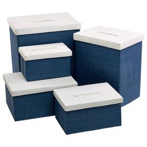 Zara Storage Baskets, Set of 5