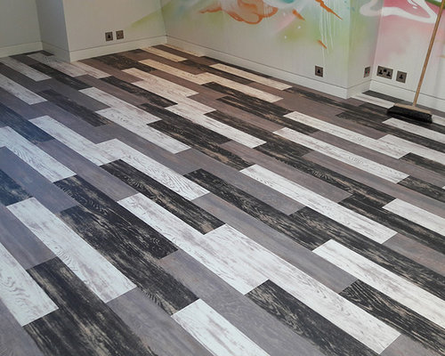 Amtico Planks To A Room In South London Residence
