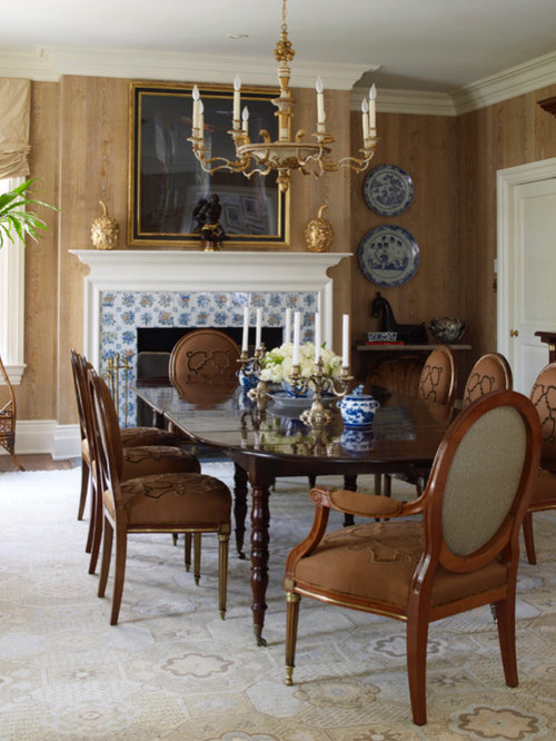 Decorating with Carpets: Dining Rooms