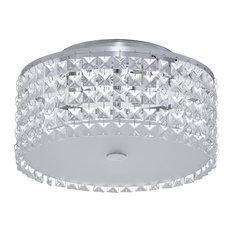 Bazz - Round Ceiling Fixture - Flush-mount Ceiling Lighting  sc 1 st  Houzz & Transitional Flush-Mount Ceiling Lights | Houzz azcodes.com