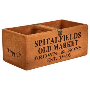 Vintage-Style Vintage Style Box, Spitalfields