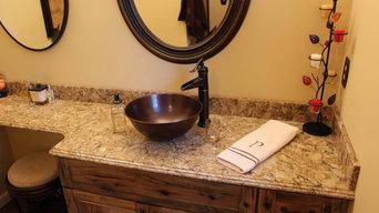 2016 Bathroom Remodel - Battle Creek MI