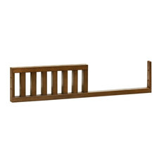 Ubabub Nifty Toddler Bed Conversion Kit in Walnut