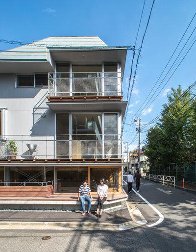 by 若松均建築設計事務所