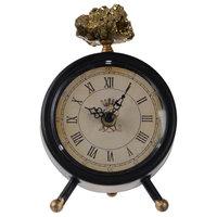 """Lavonia Table Clock With Quartz 5x2.5x6.5"""""""