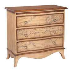Heritage 3-Drawer Chest