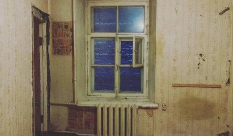 До и после: Квартира в доме 1850 г. в историческом центре Питера