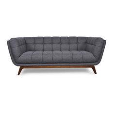 Ashcroft Imports - Meridian Sofa, Small - Sofas