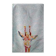 Betsy Drake Giraffe Beach Towel