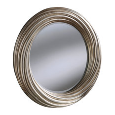 Roped Texture Wall Mirror, 81x81 cm