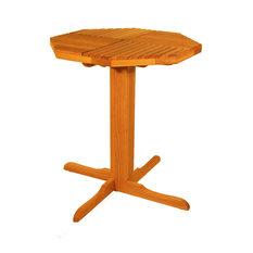 Sittin' Easy White Oak Kitchen Table 30-inch