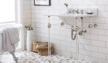 Up to 65% Off Bathroom Vanities Under $1,000