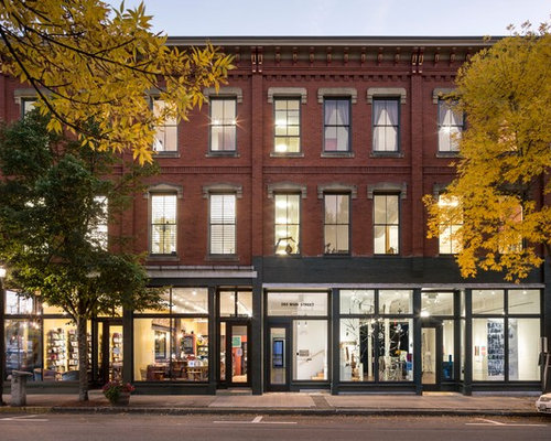 Mixed Use Building In Downtown Biddeford