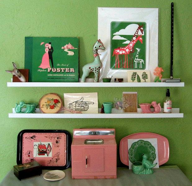 Colore del mese verde mela o verde houzz - Camerette verde mela ...