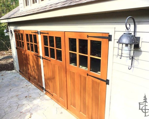 Evergreen Carriage Doors - Gallery - Products