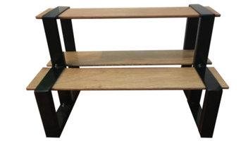 Mini Easy Customizable Pop Up or Craft Fair Shelving Closet or Pantry Organizer