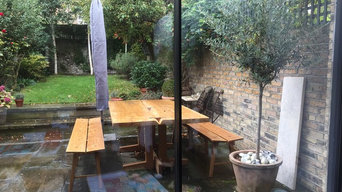 Bespoke outdoor dining table